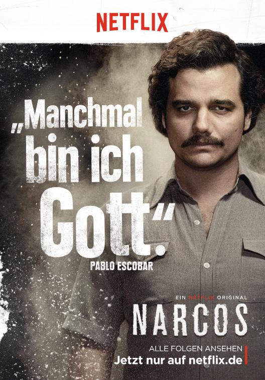 Netflix – Narcos